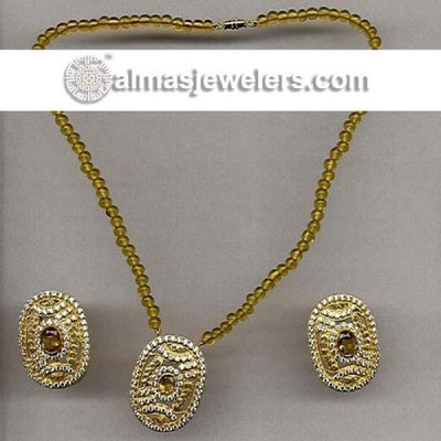 GOLD LOCKET SET